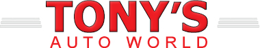 Tony's Auto World Logo